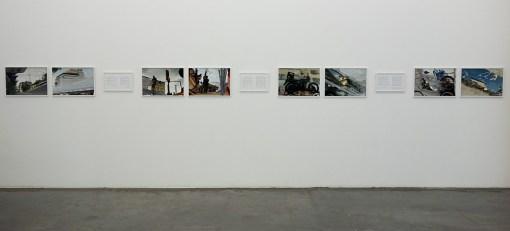 Agnès Fornells, «De l'autre côté - version1» et «Hecho en México», 2016 - Escape au Frac Occitanie Montpellier