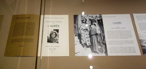 Aurès, 1935. Photographies de Thérèse Rivière et Germaine Tillion – Pavillon Populaire, Montpellier - l'Aurès, l'exposition de 1943