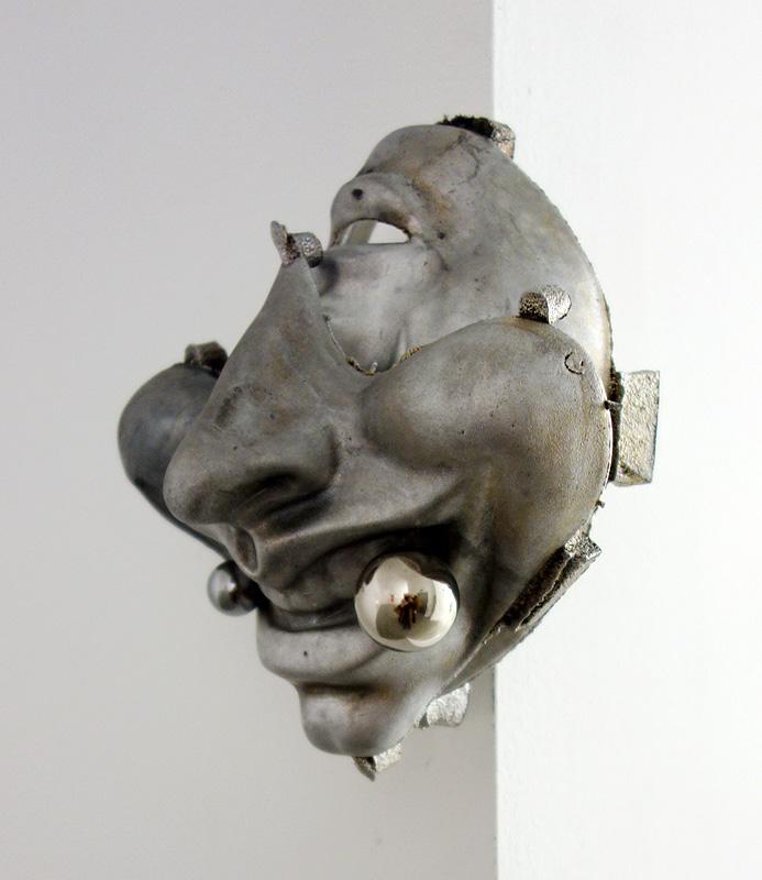 David Douard, Actes de salon (masque), 2018 - Crash test à La Panacée, Montpellier
