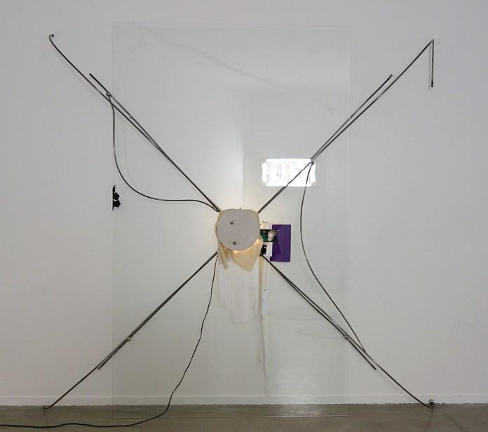 David Douard, Actes de salon, 2018 - Crash test à La Panacée, Montpellier
