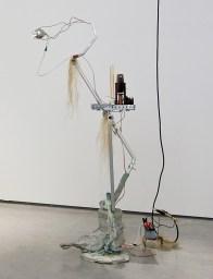 Johannes Büttner, Untitled (Bedini Motor), 2018 - Crash test à La Panacée, Montpellier
