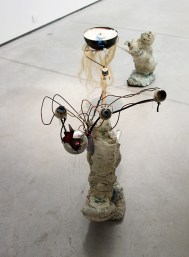 Johannes Büttner, Untitled (Crystal battery 2), 2018 - Crash test à La Panacée, Montpellier