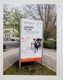 Juergen Teller, Enjoy your life!, 2017 - La Vie simple – Simplement la vie à la Fondation Vincent van Gogh Arles