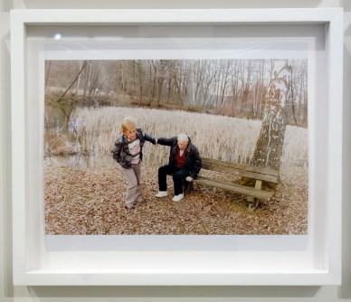 Juergen Teller, Irene im Wald, 2012 - La Vie simple – Simplement la vie à la Fondation Vincent van Gogh Arles