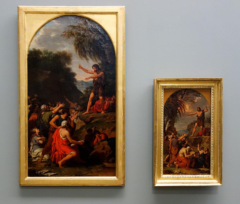 Le Musée avant le Musée au Musée Fabre - François-Xavier Fabre; héritier de la Société des beaux-arts 07