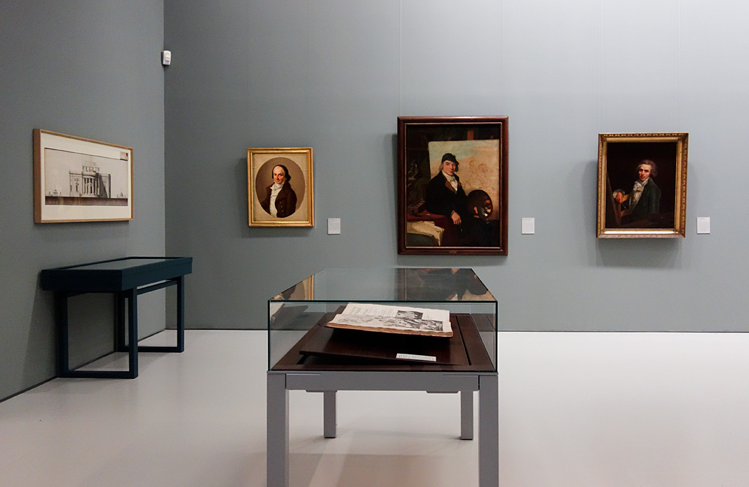 Le Musée avant le Musée au Musée Fabre - L'École de dessin de Montpellier 03