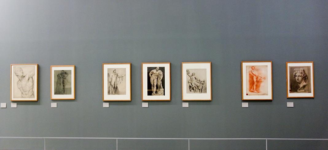 Le Musée avant le Musée au Musée Fabre - L'École de dessin de Montpellier 04
