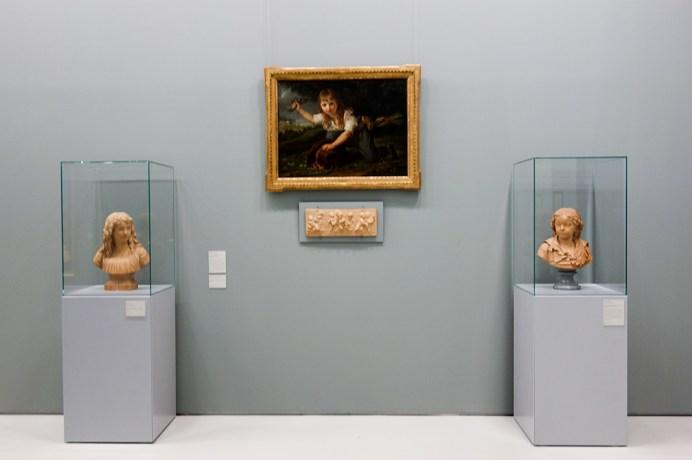 Le Musée avant le Musée au Musée Fabre - Le Musée révolutionnaire 02