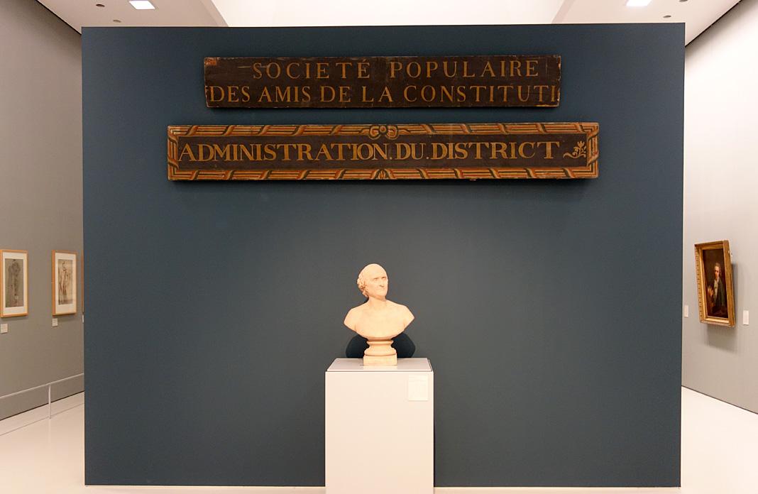 Le Musée avant le Musée au Musée Fabre - Le Musée révolutionnaire 04