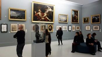 Le Musée avant le Musée au Musée Fabre - Les Salons de la Société des beaux-arts 01