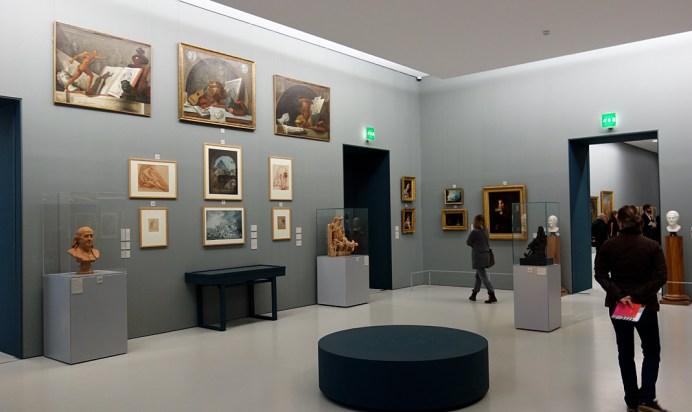 Le Musée avant le Musée au Musée Fabre - Les Salons de la Société des beaux-arts 06