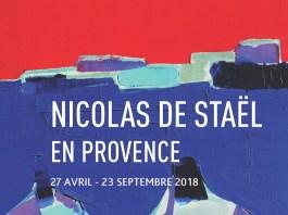 Nicolas de Staël en Provence à l'Hôtel de Caumont - Centre d'art
