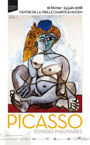Picasso, voyages imaginaires à la Vieille Charité - Marseille