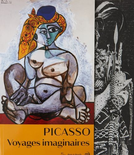Catalogue de Picasso, voyages imaginaires à la Vieille Charité - Marseille