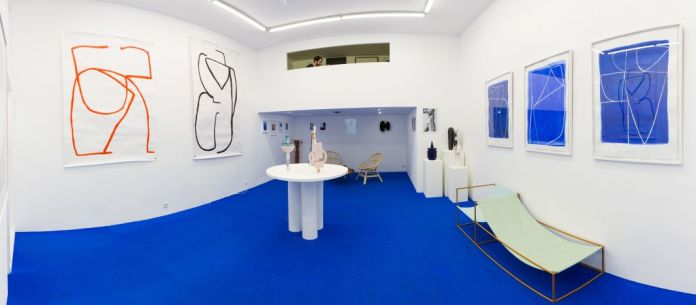 Shapes, Body and Soul à la Double V Gallery – Marseille