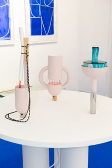 Arthur Hoffner - Shapes, Body and Soul à la Double V Gallery – Marseille