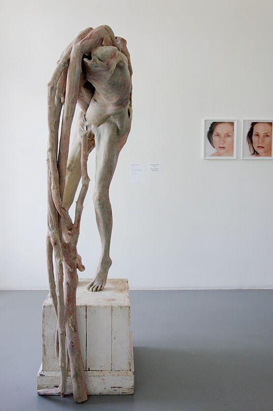 Berlinde De Bruyckere, «Takman», 2008 - J'♥ Avignon à la Collection Lambert