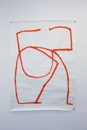 Caroline Denervaud, Traces - Shapes, Body and Soul à la Double V Gallery – Marseille