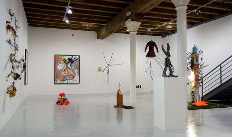 Denis Brun - How creep is your love - Vidécochroniques à Marseille - Vue de l'exposition