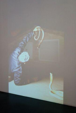 Douglas Gordon, Où se trouvent les clefs, 2008 - J'♥ Avignon à la Collection Lambert
