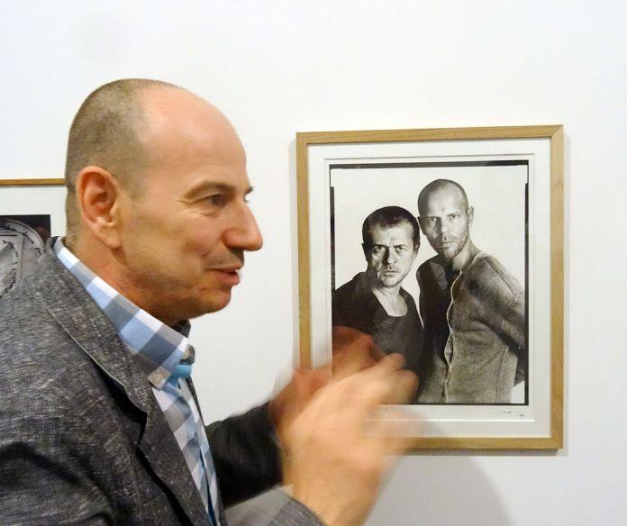 Eric Mézil - Patrice Chéreau, Un Musée imaginaire à la Collection Lambert, 2015