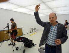Eric Mézil - Réouverture de la Collection Lambert, 2015