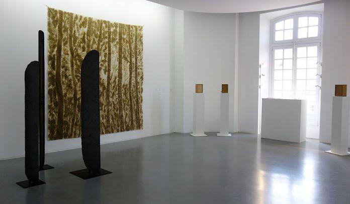 Guiseppe Penone, Claude de Soria et Pierre-Marie Agin - J'♥ Avignon à la Collection Lambert
