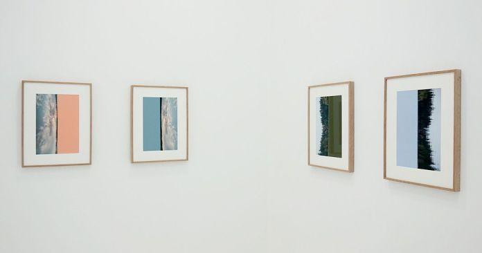 Stéphanie Majoral, Étendue 1 et 2, 2018 – In between à Iconoscope