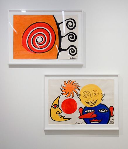 Alexander Calder - Soleil Chaud, soleil tardif à la Fondation Vincent van Gogh Arles