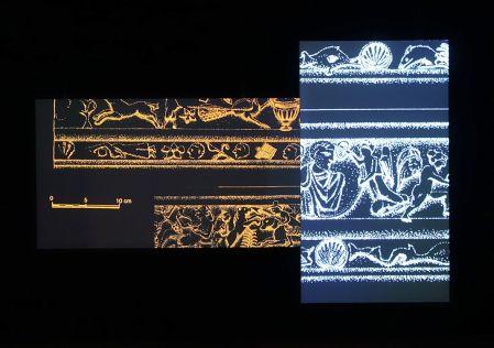 Baris Dogrusöz, Europos Dura Project – A relational excavation, 2017 - Un désir d'archéologie à Carré d'art - Nîmes