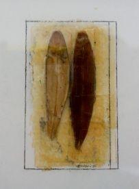 Brice Marden, Souvenir d'Hydra, 1973 - Djamel Tatah à la Collection Lambert - Vue de l'exposition, salle 6