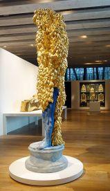 Johan Creten, Why Does Strange Fruit Always Look So Sweet, 1998-2015 - «OR» au Mucem