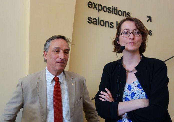 Nicolas de Staël en Provence à l'Hôtel de Caumont - Gustave de Staël et Marie du Bouchet, commissaires de l'exposition