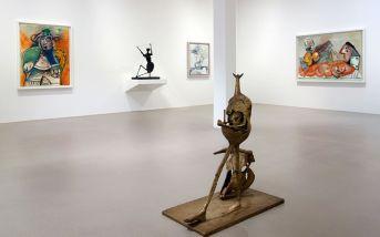 Pablo Picasso et Germaine Richier - Soleil Chaud, soleil tardif à la Fondation Vincent van Gogh Arles