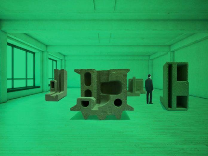 Berdaguer & Péjus, Sculpture Care, 2018 © Berdaguer et Péjus