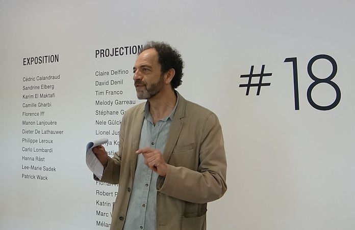 Boutographies 2018 au Pavillon Populaire - Christian Maccotta, directeur artistique