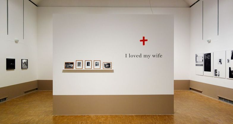 Dieter de Lathauwer, « I loved my wife » - Boutographies 2018 au Pavillon Populaire