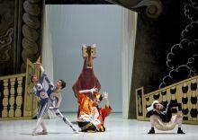 Extraits du ballet Parade au Teatro dell'Opera di Roma au Teatro dell'Opera di Roma, 2007 - Picasso et les Ballets russes, entre Italie et Espagne au Mucem
