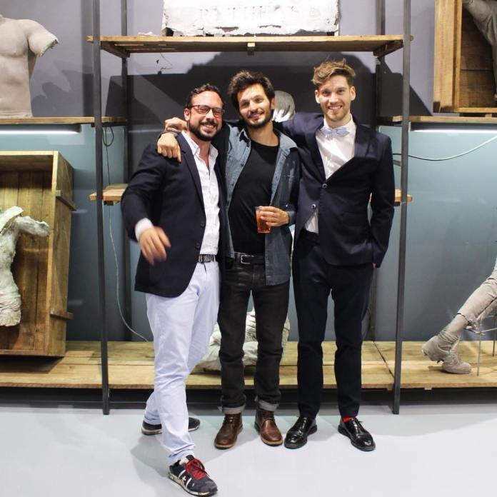 Léo Marin, Ugo Schiavi et Nicolas Veidig-Favarel - «Rudus, Ruderis» à la Double V Gallery – Marseille