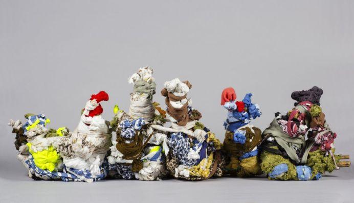 Pascal Tassini, Sans titre, 2012- Courtesy de LaM, Lille Métropole musée d'art moderne, d'art contemporain et d'art brut, Villeuved'Ascq -photo © Nicolas Dewitte/ LaM