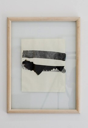 Toni Grand, format peinture, 1970-71, papier Ingres, 69,5 x 52,5 x 2,5cm © David Huguenin