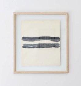 Toni Grand, format peinture, 1970-71, papier Ingres, 74,5 x 67,5 x 2,8 cm © David Huguenin