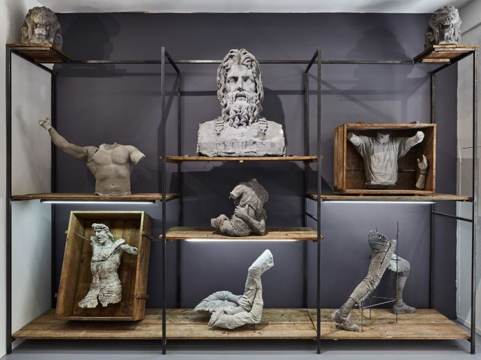 Ugo Schiavi - «Rudus, Ruderis» à la Double V Gallery – Marseille