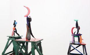 Bob and Roberta Smith - «Activist» à La Panacée - Salle 1 02