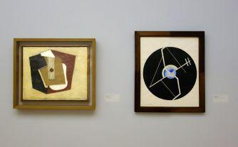 Exposition Picasso Picabia – La Peinture au défi au musée Granet -Décoration - Abstraction et opticalité