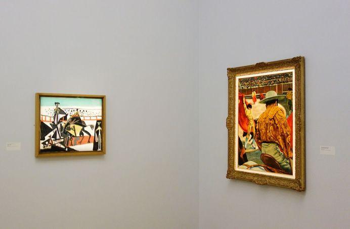 Exposition Picasso Picabia – La Peinture au défi au musée Granet - Liberté ou réaction. Les années 1930 et 1940