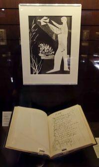 Pablo Picasso, André Villers et Jacques Prévert, Diurnes, Découpages et photographies - Présentation à l'Hôtel de Cabrières-Sabatier d'Espeyran
