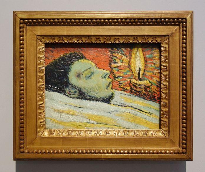 Pablo Picasso, La Mort de Casagemas, Paris, été 1901 - Picasso - Donner à voir au Musée Fabre