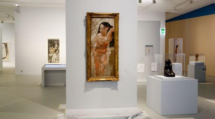 Picasso - Donner à voir au Musée Fabre - Vue del'exposition