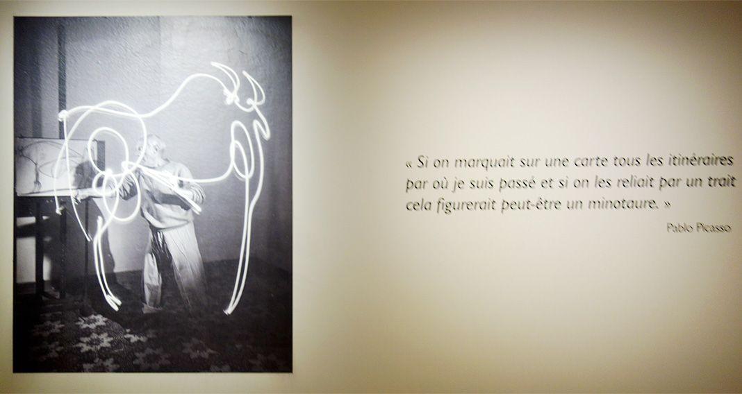 Picasso, voyages imaginaires à la Vieille Charité - Marseille - Introduction